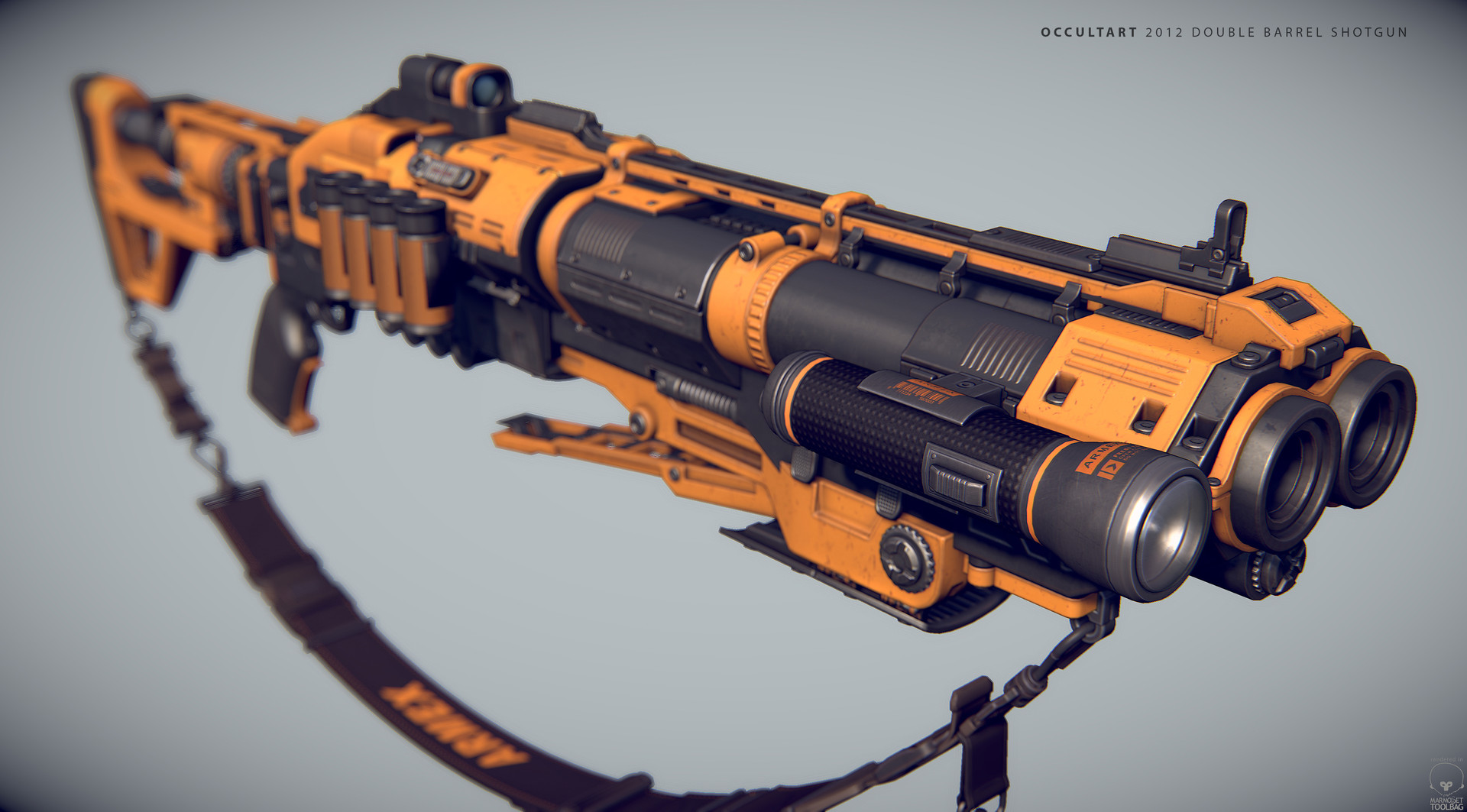 K09121科幻类 武器 枪械 装备2093p 图片素材