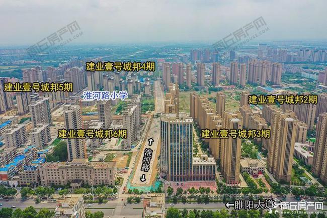 珠江路学校、杏林公园、淮河路小学……7月商丘东区项目进度航拍 未分类